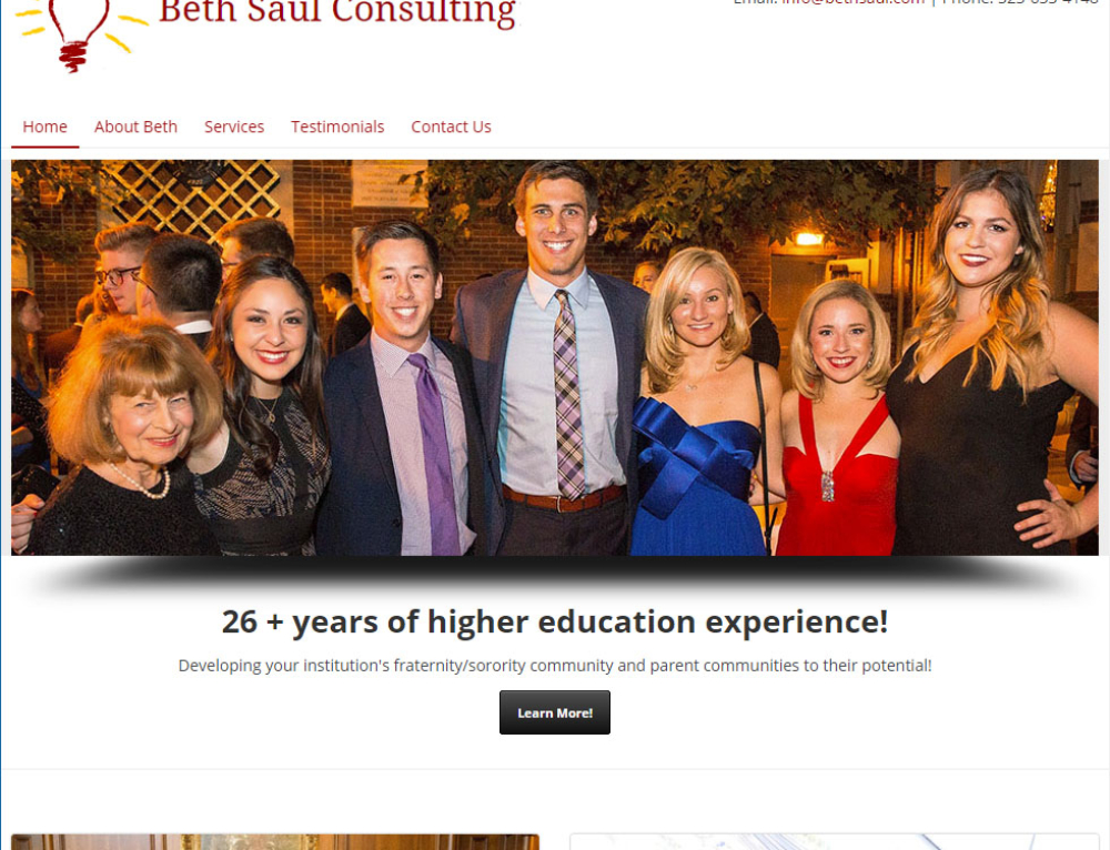 Beth Saul Consulting