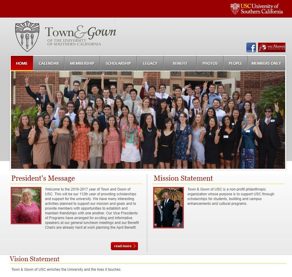 Town & Gown of USC | IVC Productions, LLC